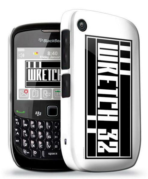 Blackberry 8520 - Official Wretch32 Phone Clip Case