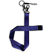 """U-bop Neck Strap Lanyard, Regency Blue"""