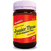 Kordels Junior Time Multivit 60 Tablets