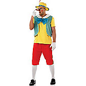 Fairytale Puppet - Adult Costume Size: 42-44