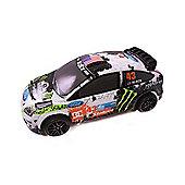 Himoto Ford Focus Nitro RC Racing Car