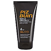 Piz Buin Tan & Protect Lotion Spf6 150Ml