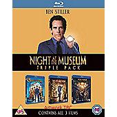Night At The Museum Season 1-3 Blu-ray Box Set
