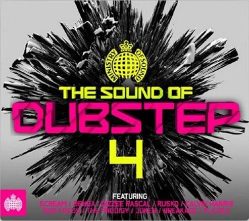 Ministry Of Sound: Sound Of Dubstep 4 (2CD)