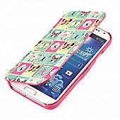 Samsung Galaxy S4 Folio Case Stamps