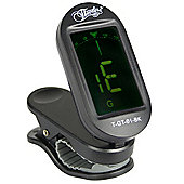 Theodore Chromatic Guitar Tuner - Quality Clip-on tuner with large LCD screen