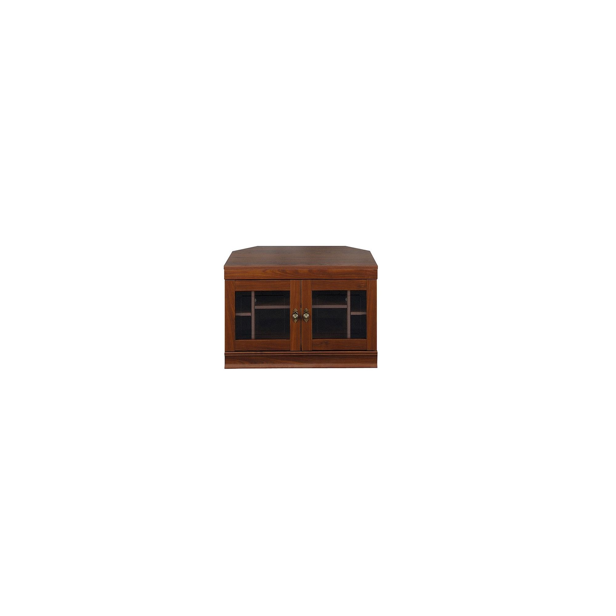 Caxton Lincoln Wooden Corner Media Cabinet at Tesco Direct