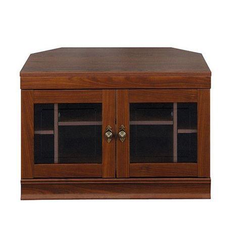 Caxton Lincoln Wooden Corner Media Cabinet