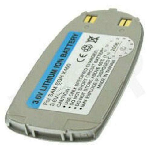 U-bop PowerSURE Per- Formance Battery - For Samsung X460