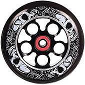 Madd Gear MGP Aero Ninja 110mm Scooter Wheel Including Bearings - Black