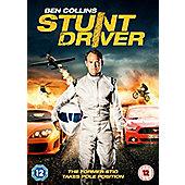 Ben Collins Stunt Driver DVD