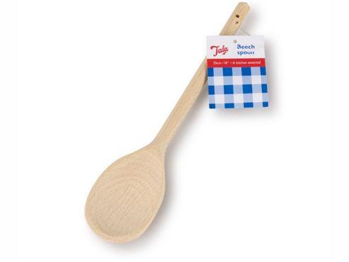 Tala 30140 Waxed Wood Spoon 35.5Cm
