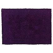 Tesco Hygro 100% Cotton Face Cloth - Berry