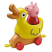 Peppa Pig's Dinosaur Theme Park Ride