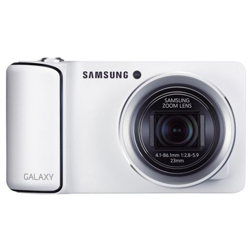 WIFI Samsung Galaxy Camera White