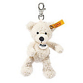 Steiff Lotte 12cm Teddy Bear Keyring