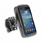 Water-Resistant Bicycle and Motorbike Case for Large Smartphones Including Galaxy S3/S4, Note 1/2 Bulk