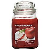 Yankee Candle Fresh Apple Large Jar