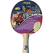 Stiga 2 Star Trophy Table Tennis Bat