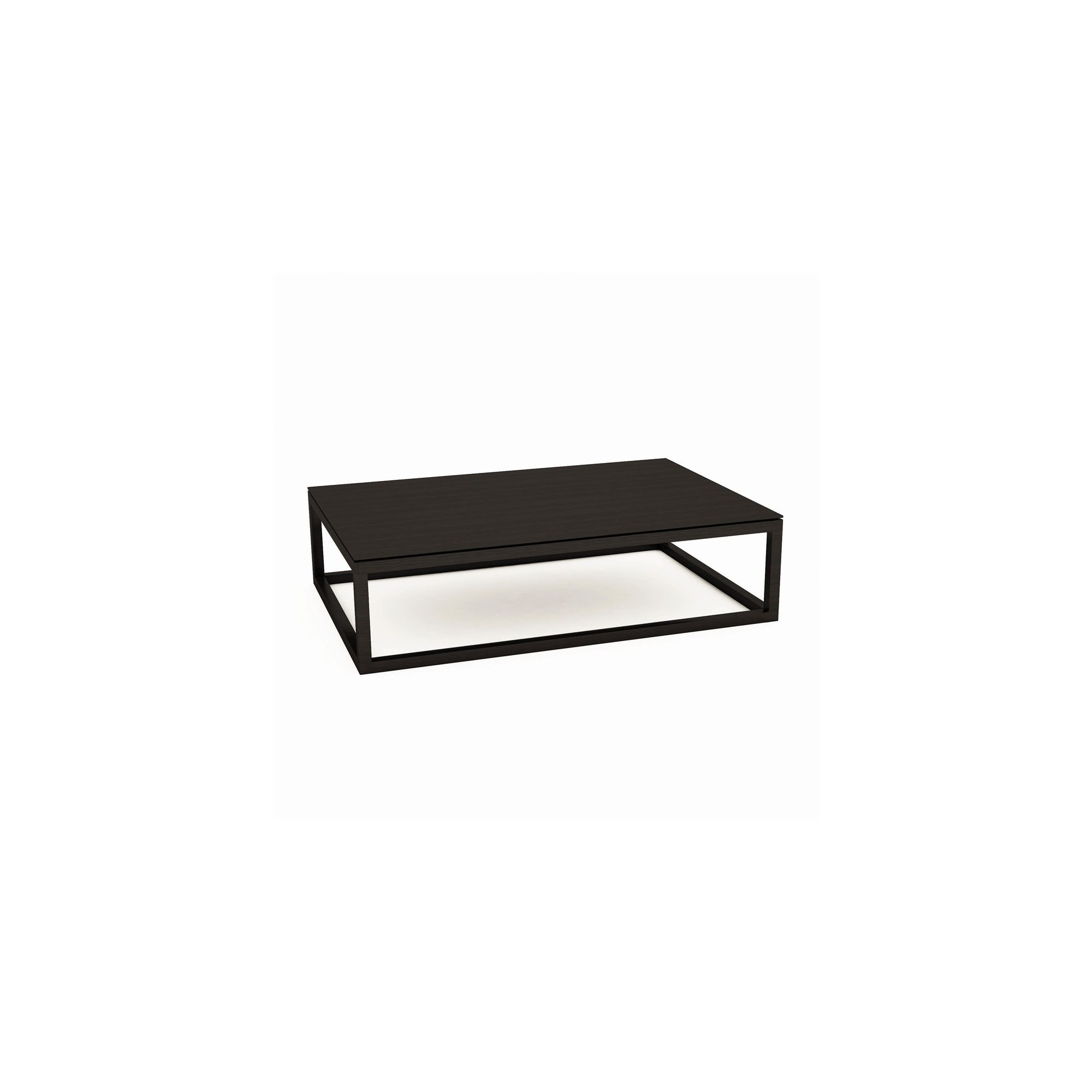 Gillmore Space Cordoba Rectangular Coffee Table in Wenge at Tesco Direct