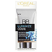 L'Oreal Paris Youth Code Luminise BB Cream  Medium 50ml
