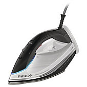 Philips GC5060/02 PerfectCare Ceramic Plate Steam Iron - Black & Silver