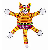 FatCat Classic Terrible Nasty Scaries? Awful Mad Kitty? Dog Toy