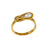 QP Jewellers Diamond Ring in 14K Rose Gold