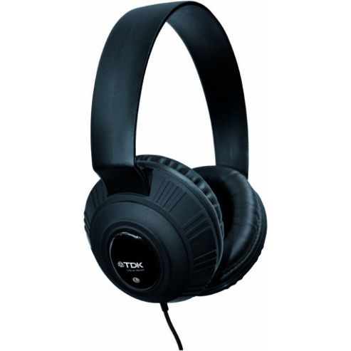 TDK Essentials MP100 DJ style black