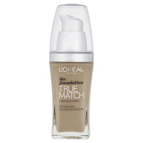 L'Oréal True Match Foundation C2 Rose Vanilla 30ml