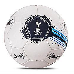 Tottenham Hotspur FC Football Size 5 Navy Crest