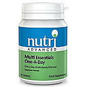 Nutri Ltd Multi Essentials One A Day 30 Tablets