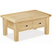 Alterton Furniture Chatsworth Coffee Table with Drawer