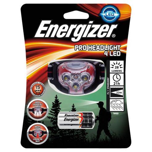 Energizer Pro-Headlight 4 LED