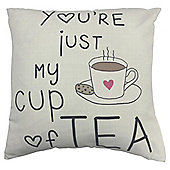 Cup Of Tea Cushion