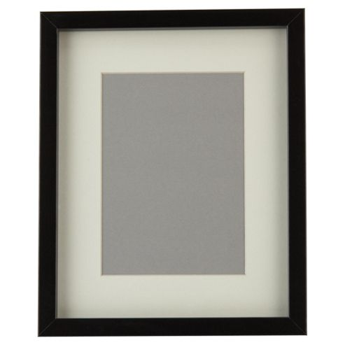 Tesco Photo Frame Black 8
