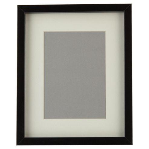 Tesco Basic Photo Frame Black 8 x 10