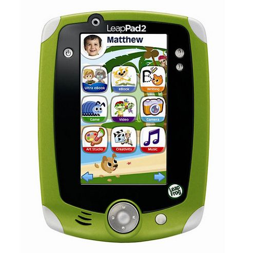 LeapPad2 Explorer Tablet Green