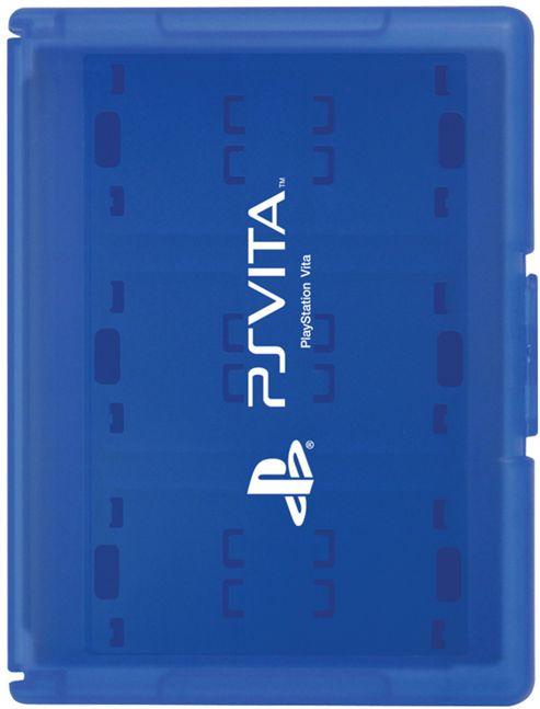 PSVita Game Case 12 (Blue)