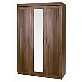 Alto Furniture Visualise Alive 3 Door Wardrobe