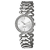Esprit Fontana Crystal Ladies Stainless Steel Watch - ES106282009
