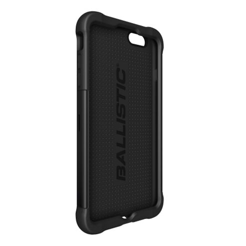 Ballistic iPhone 6 Plus Tough Jacket - Black
