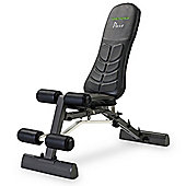 Tunturi Pure Utility Weight Bench Adjustable with Folding Design