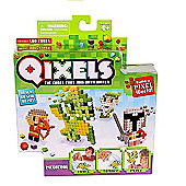 Qixels The Cubes That Join With Water Refill Pack - Medieval