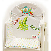 Fisher Price Highchair Insert (Animal of the Rainforest)
