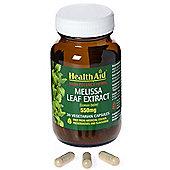 HealthAid Melissa Leaf Extracted Capsules