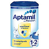 Aptamil Growing Up Milk 1-2Yrs 900G