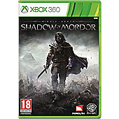 Middle Earth: Shadow of Mordor UK - Xbox 360