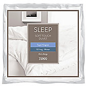 Tesco Soft Touch 13.5 Tog Duvet Superking