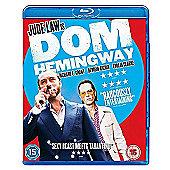 Dom Hemingway Blu Ray